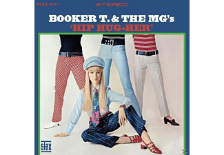 T. Booker, The Mg's - Hip Hug Her - (Vinyl)
