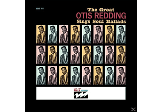 Otis Redding - The Great Otis Redding Sings Soul Ballads - (Vinyl)