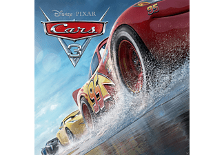 VARIOUS - Cars 3 - (CD)