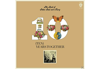 Peter, Paul & Mary - The Best Of Peter,Paul & Mary:Ten Years Together - (Vinyl)
