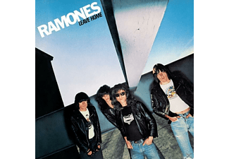 Ramones - Leave Home 40th Anniversary Deluxe Edition - (LP + Bonus-CD)