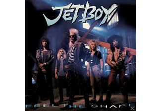 Jetboy - Feel The Shake (Lim.Collector's Edition) - (CD)