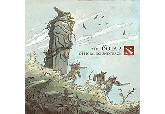 Valve Studio Orchestra - The DOTA 2 (Official Soundtrack) - (CD)