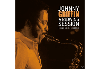 Johnny Griffin - A Blowing Session - (Vinyl)