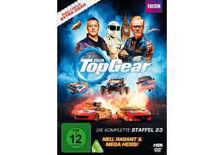 Top Gear - Die komplette Staffel 23 inkl. Extra Gear - (DVD)
