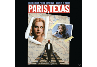 OST/VARIOUS - Paris Texas - (Vinyl)