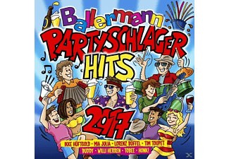 Various - Ballermann Partyschlager Hits 2017 - (CD)