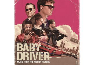 VARIOUS - Baby Driver (Music from the Motion Picture) - (Vinyl)