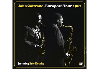 John Coltrane - John Coltrane-European Tour 1961 - (CD)