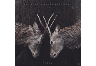 White Moth Black Butterfly - Atone - (CD)