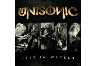 Unisonic - Live in Wacken - (CD + DVD Video)