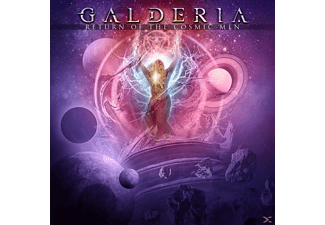 Galderia - Return Of The Cosmic Men - (CD)
