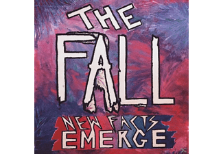 The Fall - New Facts Emerge (Ltd.2x10'' LP) - (EP (analog))