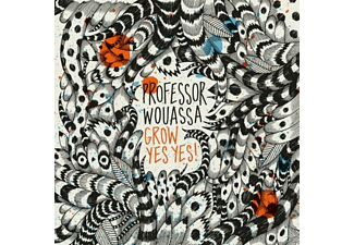 Professor Wouassa - Grow Yes Yes! (2LP) - (Vinyl)
