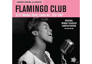 VARIOUS - The Flamingo Club/London's Original All-Nighter - (Vinyl)