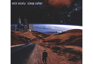 Nick Nicely - Sleep Safari (LP+CD) - (LP + Bonus-CD)
