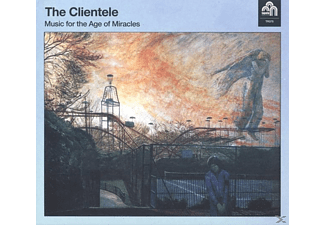 The Clientele - Music For The Age Of Miracles - (LP + Bonus-CD)