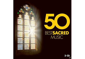 VARIOUS - 50 Best Sacred Music - (CD)