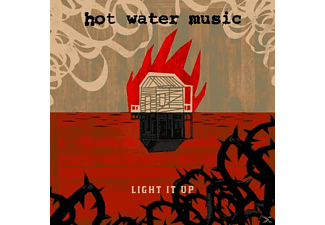 Hot Water Music - Light It Up - (Vinyl)