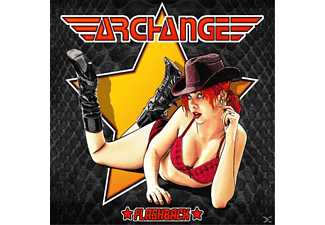 Archange - Flash Back - (CD)