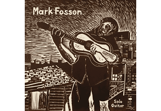 Mark Fosson - Solo Guitar - (CD)
