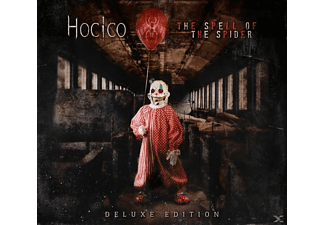 Hocico - The Spell Of The Spider (Deluxe Digipak 2CD) - (CD)