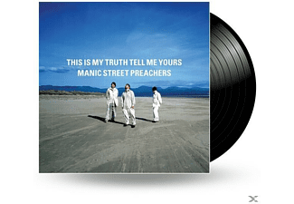 Manic Street Preachers - This Is My Truth Tell Me Yours - (Vinyl)