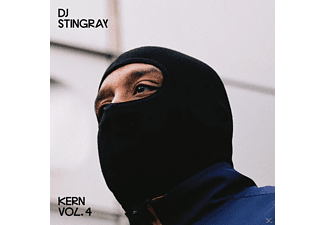 VARIOUS - Kern Vol.4 mixed by DJ Stingr - (Vinyl)