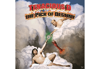 Tenacious D - The Pick Of Destiny Deluxe - (Vinyl)