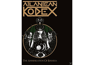 Atlantean Kodex - The Annihilation Of Bavaria (DVD+2CD) - (DVD + CD)