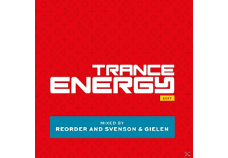 VARIOUS - Trance Energy 2017 - (CD)