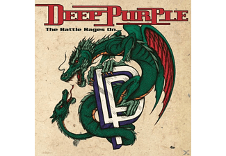 Deep Purple - The Battle Rages On - (Vinyl)