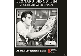 Andrew Cooperstock - Complete Solo Works For Piano - (CD)