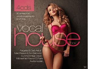 VARIOUS - Vocal House Box - (CD)