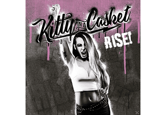 Kitty In A Casket - Rise (Colored Vinyl+CD) - (LP + Bonus-CD)