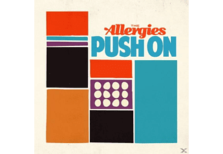 Allergies - Push On - (CD)