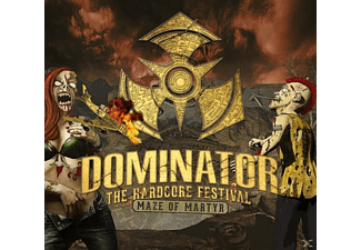 VARIOUS - Dominator 2017 [CD]