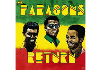 The Paragons - Return - (CD)