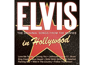 Elvis Presley - Elvis In Hollywood-The Origi - (CD)