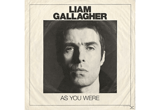 Liam Gallagher - As You Were (Deluxe Editiion) - (CD)