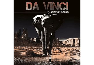 Da Vinci - Ambition Rocks - (CD)