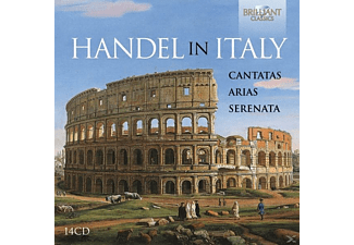 VARIOUS - Handel In Italy-Cantatas,Arias,Serenata - (CD)