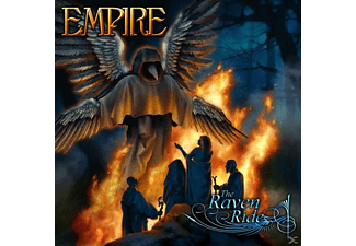 Empire - The Raven Inside - (CD)