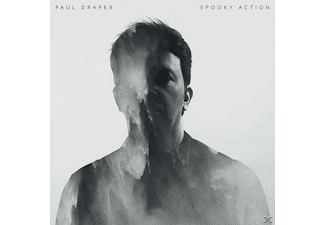 Paul Draper - Spooky Action - (CD)