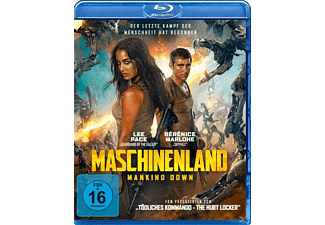 Maschinenland - Mankind Down - (Blu-ray)