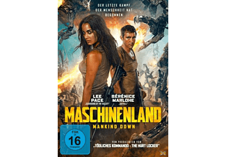 Maschinenland - Mankind Down - (DVD)