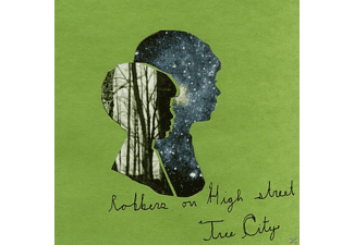 Robbers On High Street - Tree City - (CD)