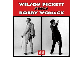 Wilson Pickett - Sings Bobby Womack - (CD)