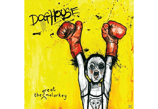 The Great Malarkey - Doghouse - (CD)