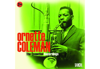 Ornette Coleman - The Essential Recordings - (CD)